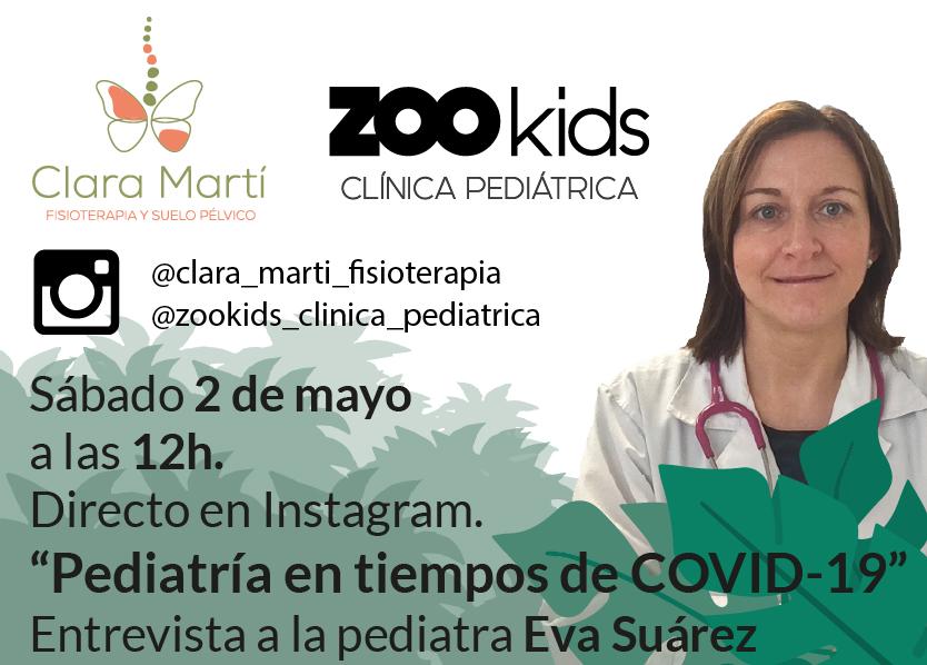 Pediatría en tiempos de COVID-19